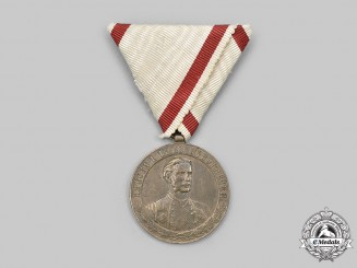 Montenegro, Kingdom. A Medal for the Liberation War 1875-1878