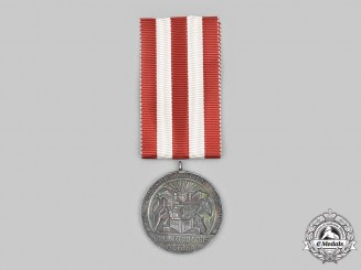 Germany, Hamburg. A Life Saving Medal, c.1918