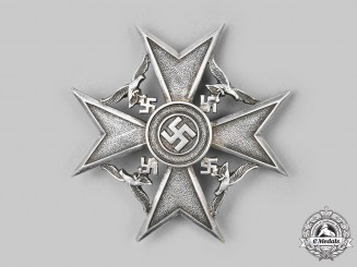 Germany, Wehrmacht. A Spanish Cross, Silver Grade