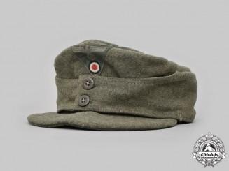 Germany, Heer. An EM/NCO's M43 Field Cap