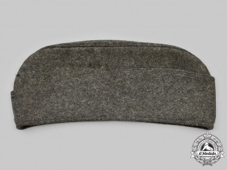 Germany, SS. A Waffen-SS EM/NCO's Overseas Cap, Italian Manufacture, by Berven