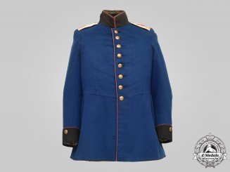 Germany, Imperial. A 2. Hannoversches Feldartillerie-Regiment Nr. 26 Service Tunic, by T. Schmidt