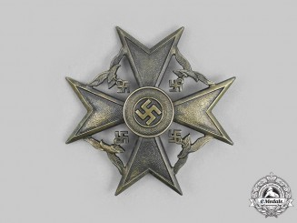 Germany, Wehrmacht. A Spanish Cross, Bronze Grade