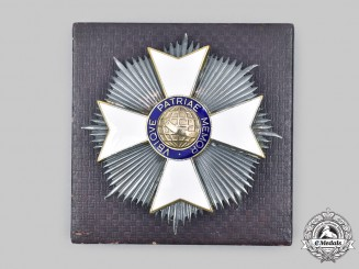 Brazil, Kingdom. An Order of Rio Branco, Grand Officer Breast Star by H. Stern