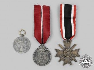 Germany, Wehrmacht. A Lot of Medals