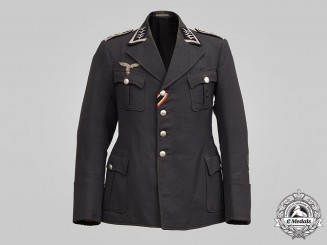 Germany, Luftwaffe. A Medical Personnel Hauptgefreiter Tunic