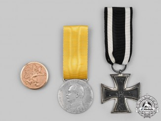Germany, Imperial. A Lot of Medals and Insignia