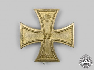 Mecklenburg-Schwerin, Grand Duchy. A Military Merit Cross, I Class