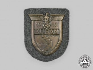 Germany, Heer. A Kuban Shield, Heer Issue