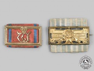 Germany, Imperial. A Pair of Long Service Decorations