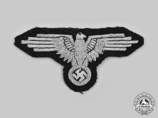 Germany, SS. A Waffen-SS Officer's Sleeve Eagle, II Pattern