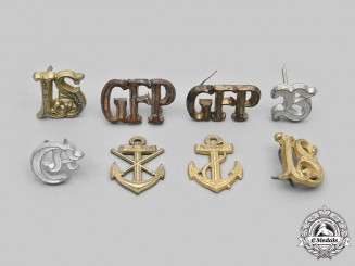 Germany, Wehrmacht. A Lot of Shoulder Board Insignia