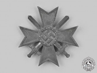 Germany, Wehrmacht. A War Merit Cross I Class with Swords