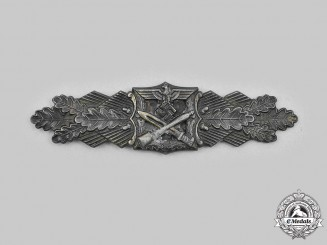 Germany, Wehrmacht. A Close Combat Clasp, Bronze Grade, by Josef Feix & Söhne