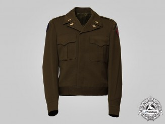 "United States. An Army Air Corps China-Burma-India Theater 14th Air Force ""Flying Tigers"" Jacket, c.1945"