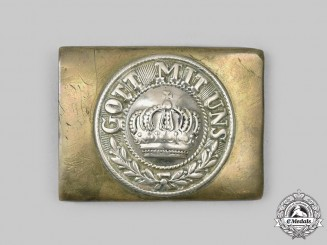 Germany, Imperial. A Heer EM/NCO's Belt Buckle