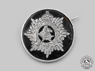 United Kingdom. An Army Service Corps Sweetheart Badge, 1916