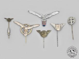 Slovakia, I Republic. A Lot of Pins and Badges