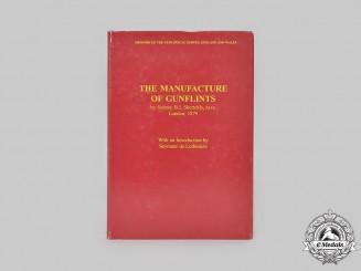 United Kingdom. The Manufacture of Gunflints