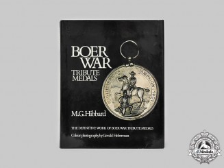 South Africa. Boer War Tribute Medals