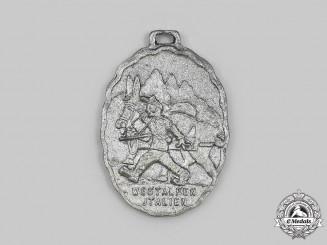 Germany, Wehrmacht. A 1945 Gebirgsjäger-Regiment 100 Commemorative Campaign Medal
