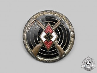 Germany, HJ. A Sharpshooter Badge