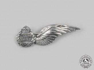Canada, Commonwealth. A Wireless Air Gunner (WAG) Badge, by R.J Wyancko