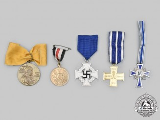 Germany. A Mixed Lot of Medals