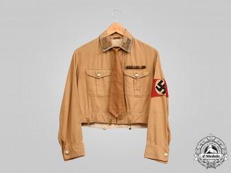 Germany, NSDAP. A Hauptstellenleiter Brownshirt-Style Uniform