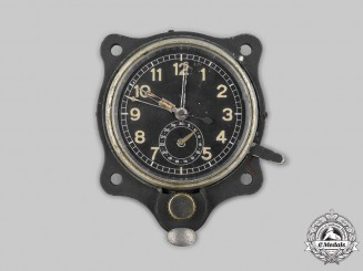 Germany, Luftwaffe. A Console Clock, by Junghans Brothers, Schramberg