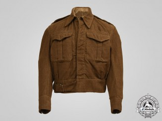 Czechoslovakia, Republic. A British-Made Czechoslovak Army Battledress Blouse
