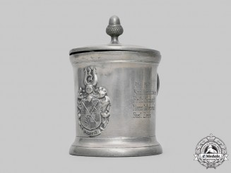 Germany, Luftwaffe. A Pewter Stein, by Georg Sturm, 1938