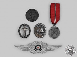 Germany. A Mixed lot of Badges and Insignia