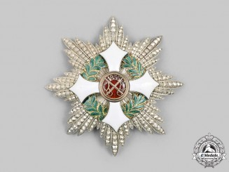 Italy, Kingdom. A Military Order of Savoy, Grand Cross Star, by Gardino-Cravanzola, c.1930