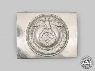 Germany, NSKK. A NSKK EM/NCO's Belt Buckle, by Overhoff & Cie