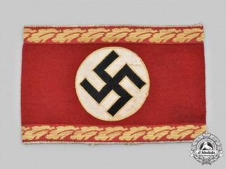 Germany, NSDAP. A Kreis-Level Administrative Armband