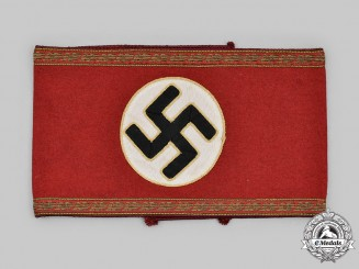 Germany, NSDAP. An Orts-Level Administrative Armband