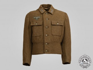 Germany, Heer. An EM/NCO's M44 Field Blouse, by Spiesshofer & Braun