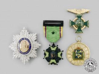 Venezuela, Bolivarian Republic; Colombia, Republic. Four Awards