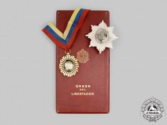 Venezuela, Bolivarian Republic. An Order of the Liberator, III Class Commander