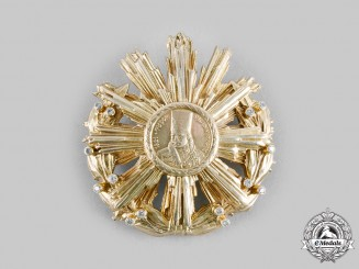 Romania, People's Republic. An Order of Tudor Vladimirescu, I Class
