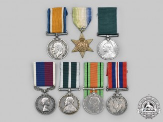 United Kingdom. A Lot of Seven Awards