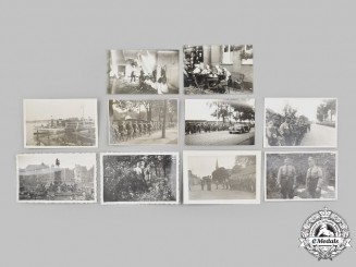 Germany, SA. A Lot of Private Pre-War Sturmabteilung Photos