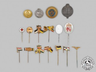 Austria-Hungary, Empire. A Mixed Lot of Badges and Insignia