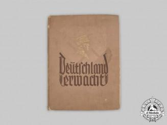 """Germany, Third Reich. A NSDAP """"Deutschland erwacht: Werden, Kampf und Sieg der NSDAP"""" Collector Album"""