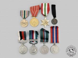 Canada, Italy, Pakistan, United Kingdom, United States. A Lot of Eight Awards