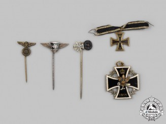 Germany. A Mixed lot of Badges and Pins