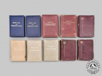 Yugoslavia, Socialist Federal Republic. A Lot of Ten Award Cases