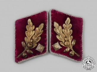 Germany, SA. A Set of SA-Brigadeführer Collar Tabs