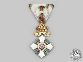 Bulgaria, Kingdom. An Order of Civil Merit, IV Class Officer, c. 1935